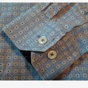 Men's button down shirt bundle Old Navy Report L